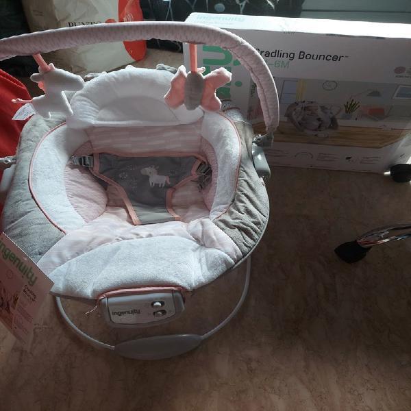 Hamaca bebe de 0 a 6 meses