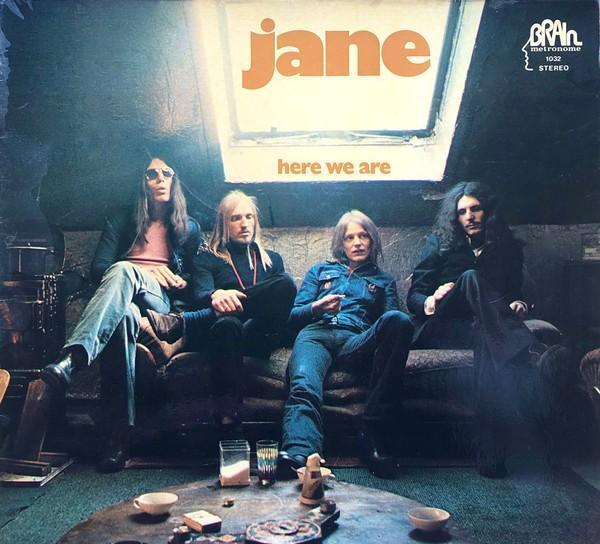 Jane - here we are (lp, album) (brain - 0001.032)