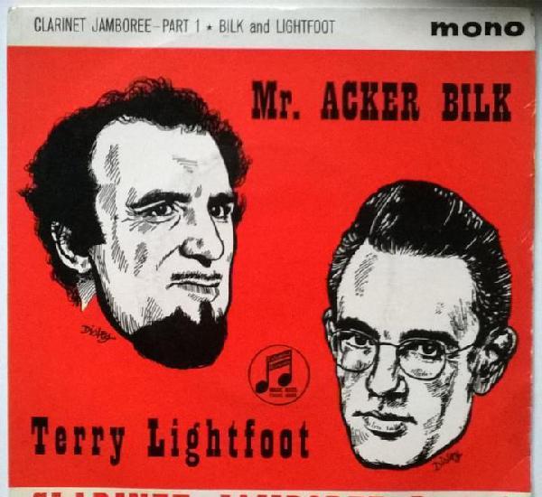 Mr. acker bilk & terry lightfoot. clarinet jamboree part 1: