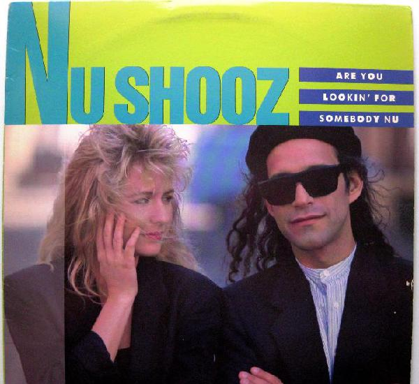 Nu shooz - are you lookin' for somebody nu - maxi atlantic