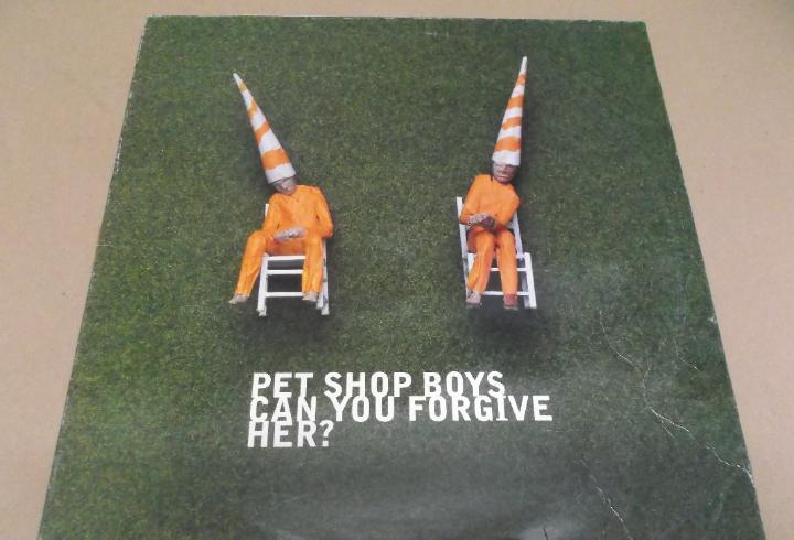 Pet shop boys (maxi) can you forgive her? (4 tracks) año