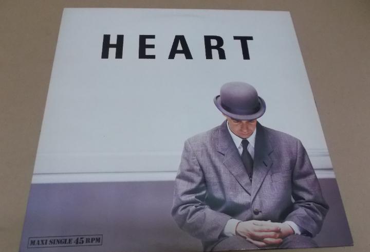 Pet shop boys (maxi) heart (3 tracks) año 1988