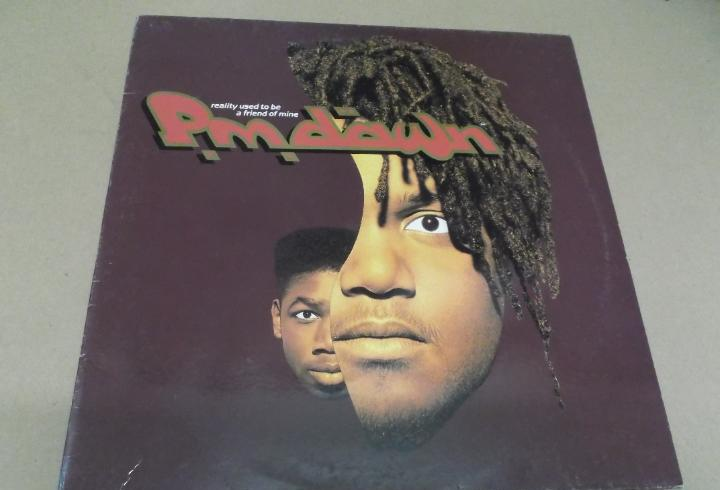Pm dawn (maxi) reality used to be a friend of mine (4