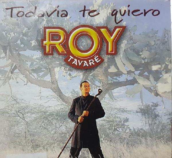 Roy tavaré - todavía te quiero - cd promocional - 2000