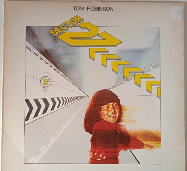 Tom robinson...sector 27. (fontana 1980) uk