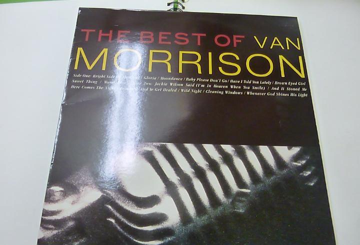 Van morrison - the best of van morrison- uk - n.