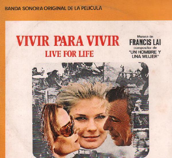 Vivir para vivir - banda sonora original - musica de francis