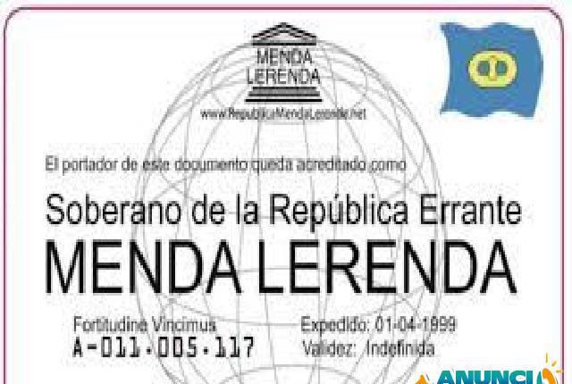 República errante menda lerenda - madrid