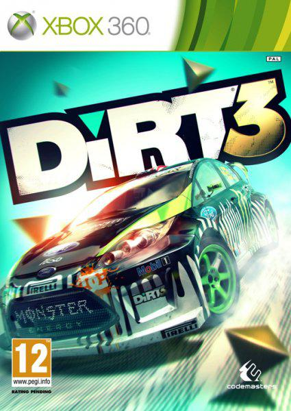 Dirt 3 x360