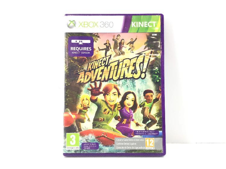 Kinect adventures x360