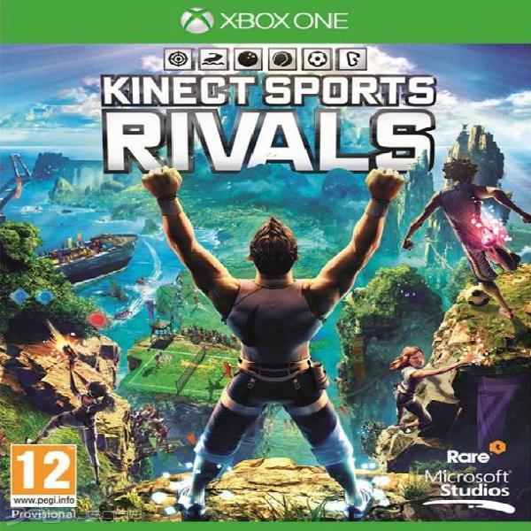 Kinect sports rivals xboxone