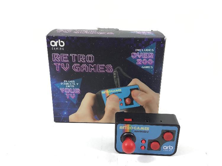 Orb gaming retro tv games