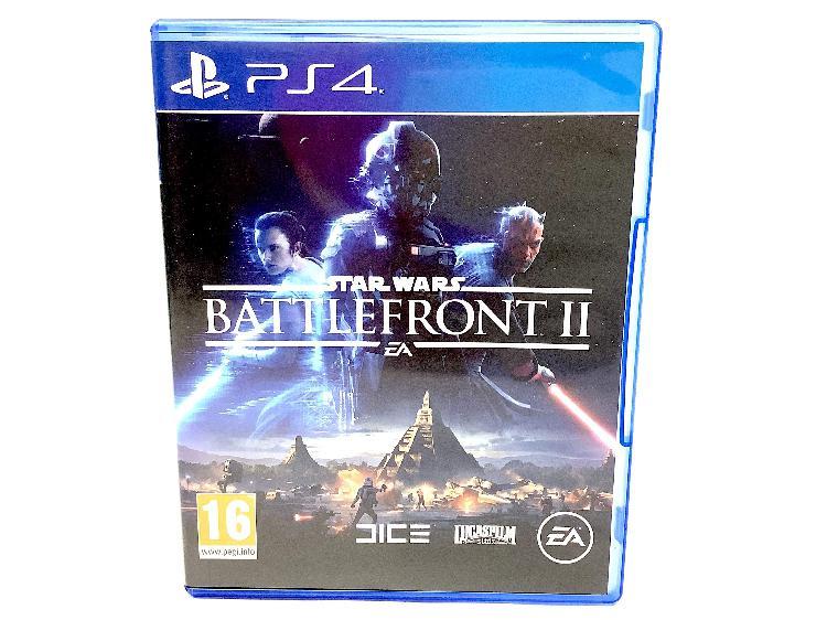 Star wars battlefront ii (sin dlc)