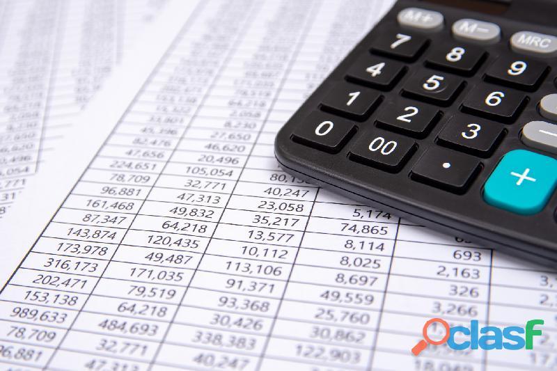 Ayudo a resolver exámenes contabilidad financiera