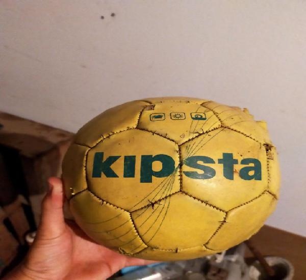 Antiguo pelota balón de fútbol kipsta 5