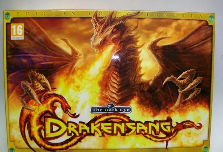 Drakensang the dark eye edición coleccionista juego para pc