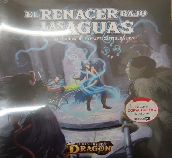 El renacer bajo las aguas. el resurgir del dragón. rol