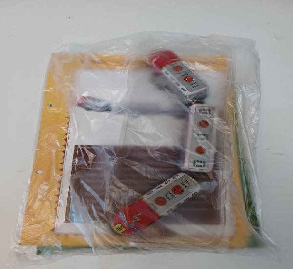 Fasciculo n° 16 tin toys modelos de colección juguete de