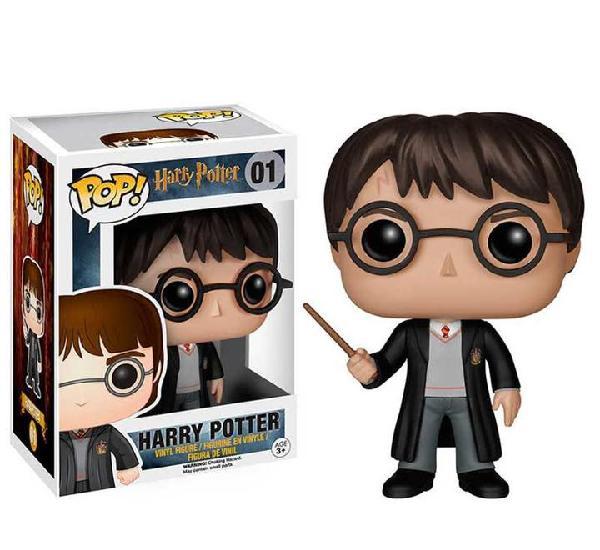 Funko pop! harry potter 01 (gryffindor) - harry potter -