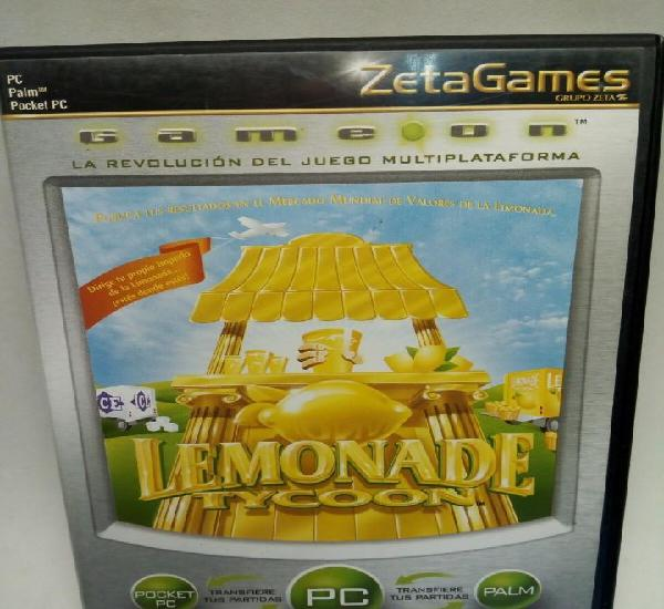 Lemonade tycoon de hexacto games inc. de pc pal