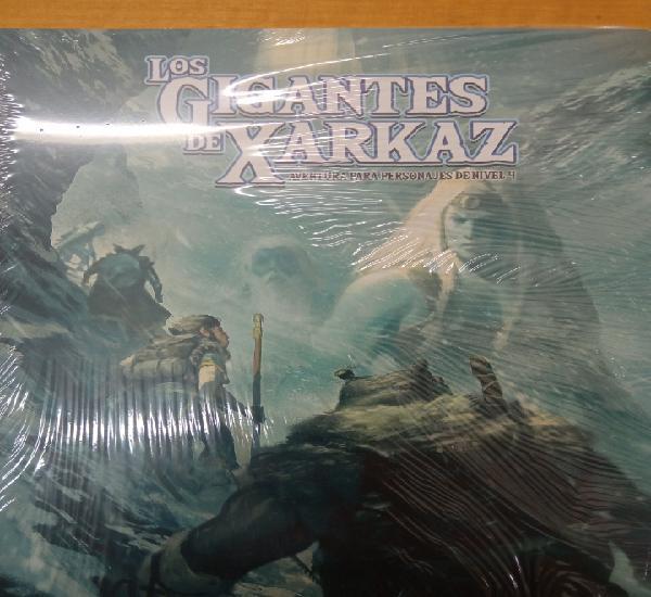 Los gigantes de xarkaz. el resurgir del dragón. rol