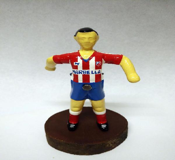 Muñecos futbolin simeone