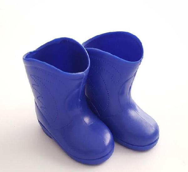 Nancy botas azules de coleccion de la reedición nancy y su