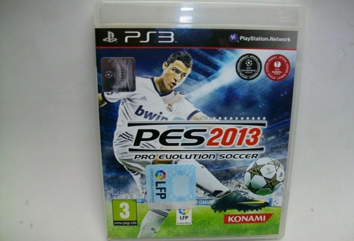 Pro evolution soccer 2013 para la sony ps3