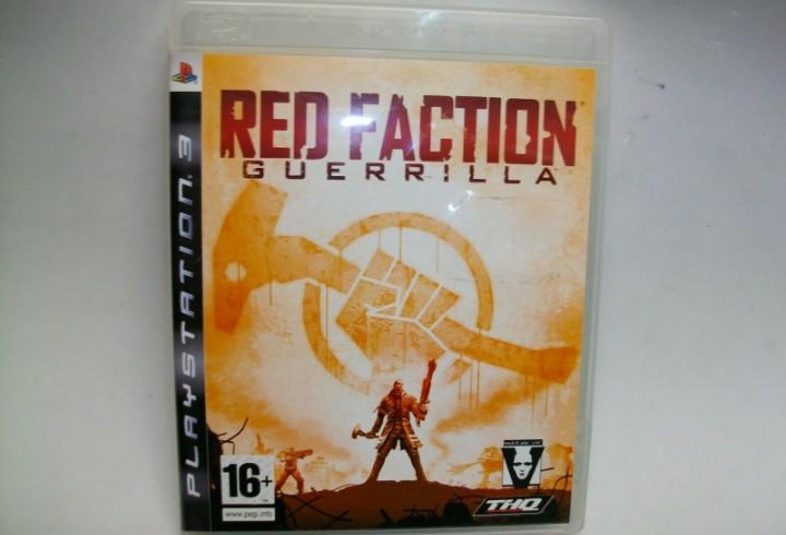 Red action guerrilla para sony ps3 como nuevo
