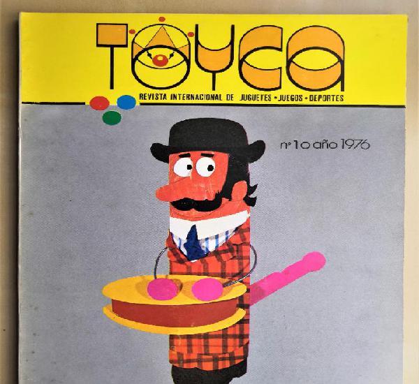 Toyca. revista internacional de juegos y juguetes. nº 10.