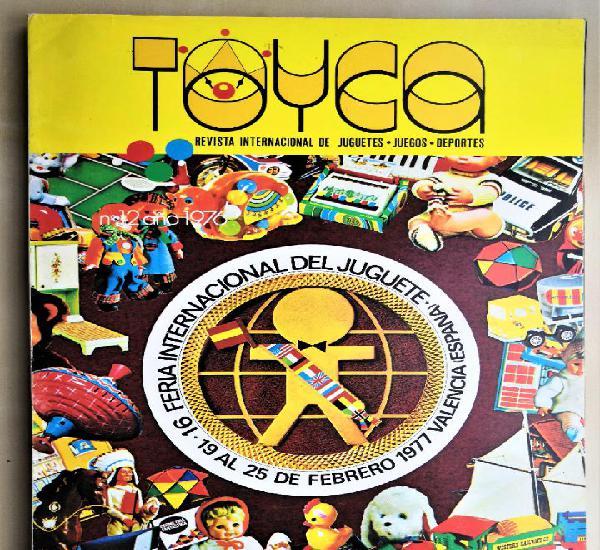 Toyca. revista internacional de juegos y juguetes. nº 12.