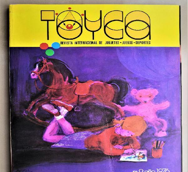 Toyca. revista internacional de juegos y juguetes. nº 9.