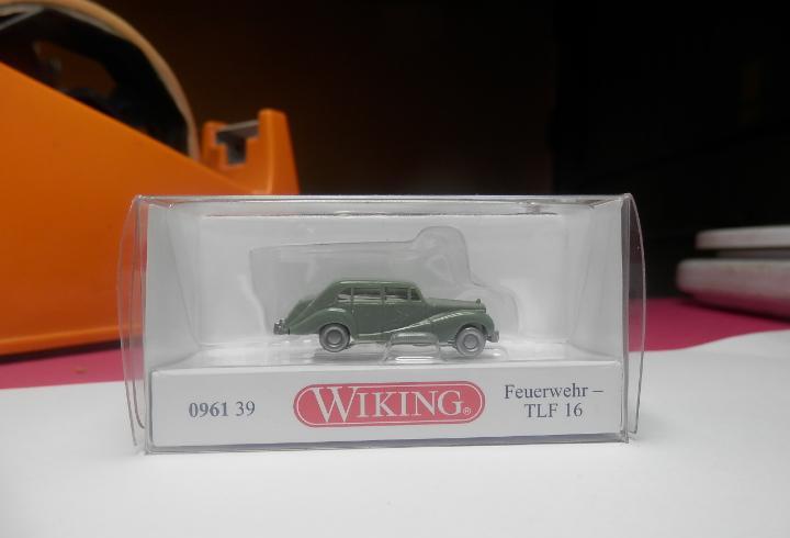 Vehiculo escala n de wiking