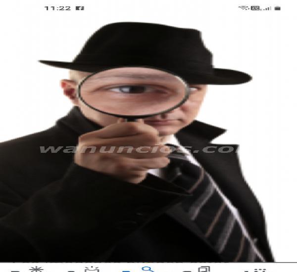 Agencia caza infieles detectives