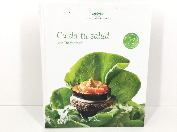 Libro cocina vorwerk cuida tu salud