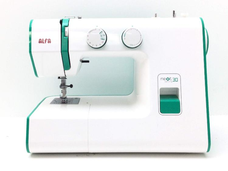 Maquina coser alfa next 30 spring