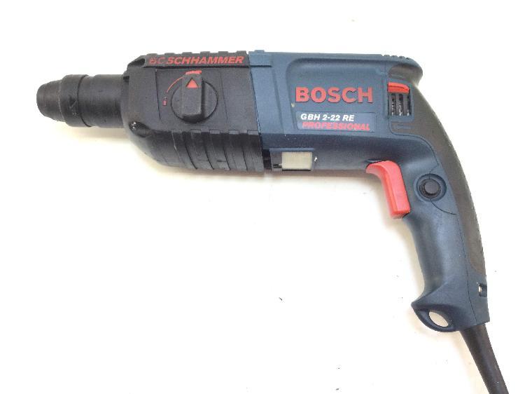 Martillo electrico bosch azul gbh 2-22 re