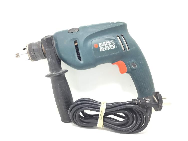 Taladro electrico black and decker kr500re