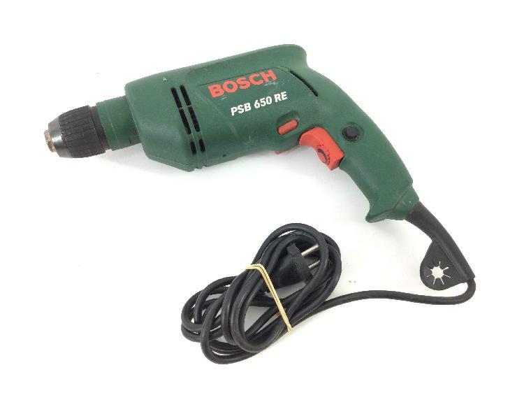 Taladro electrico bosch verde psb650 re