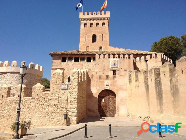 Solar urbano en zona Castillo de Benisano 2