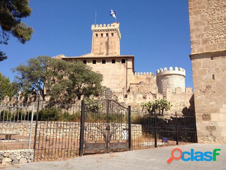 Solar urbano en zona Castillo de Benisano 3