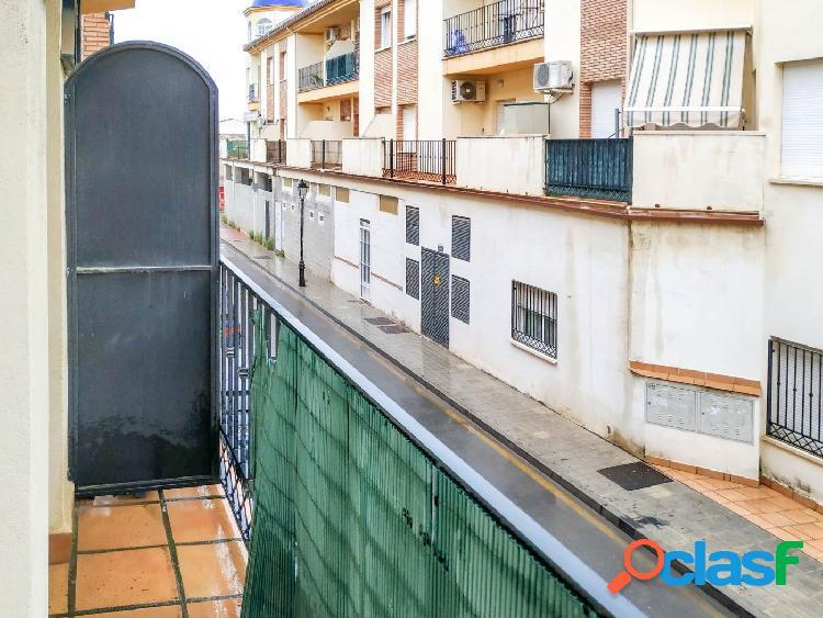 Piso de 2 dormitorios, con plaza de garaje, situado en Híjar, en residencial privado junto Mercadona 1