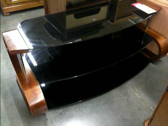 Compre la oportunidad de mueble tv madera contemporáneo