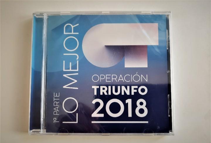 Operación triunfo 2018 – 1ª parte lo mejor operación