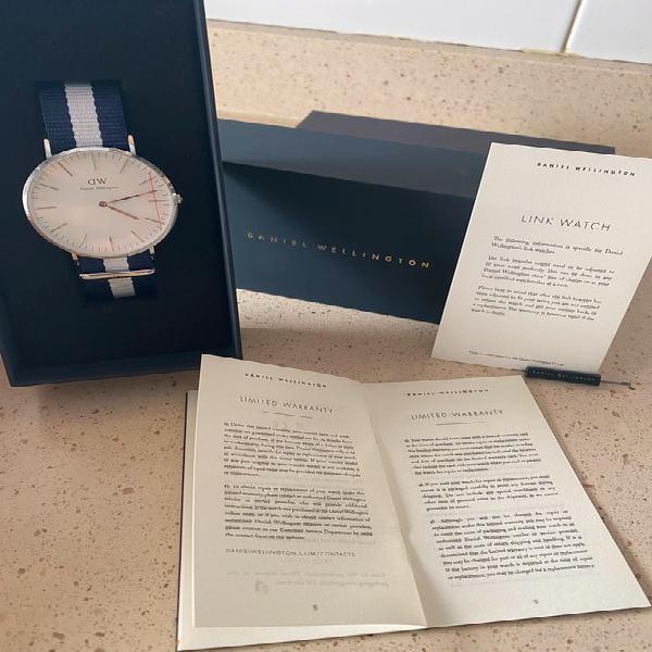 Reloj daniel wellington classic glasgow