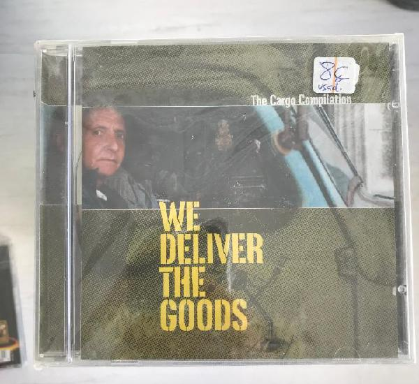 Vv.aa. - we deliver the goods - the cargo compilation - cd