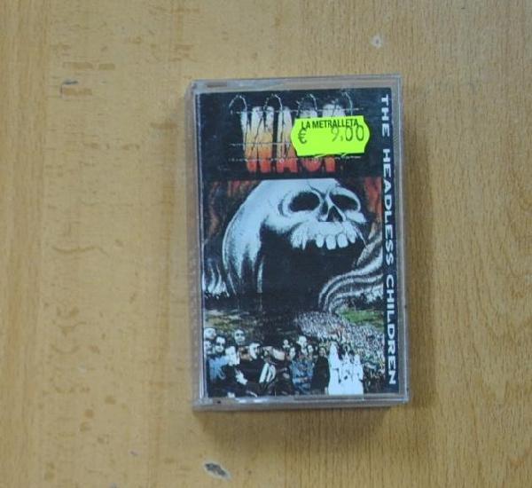W.a.s.p. - the headless children - cassette