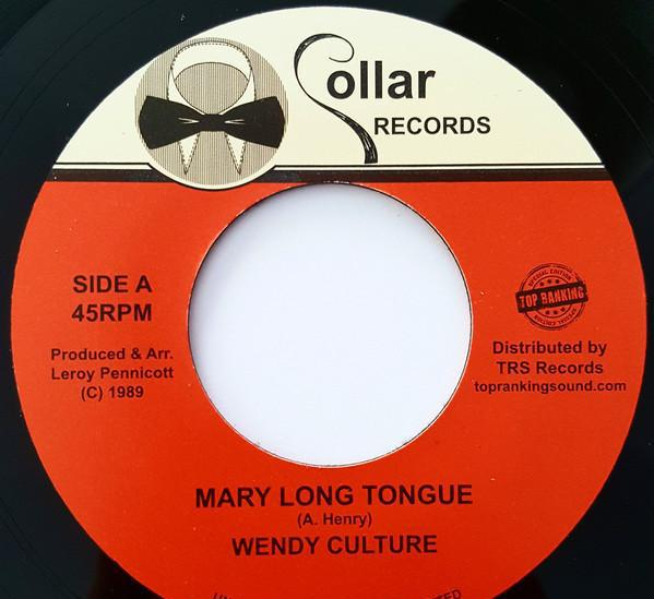 Wendy culture / chuckleberry - mary long tongue / falla