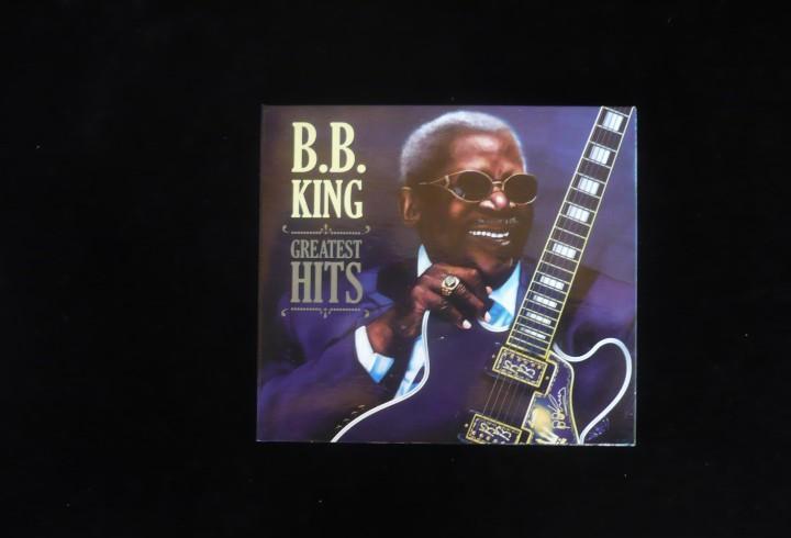 B.b. king - greatest hits - edicion de lujo contiene 2 cd