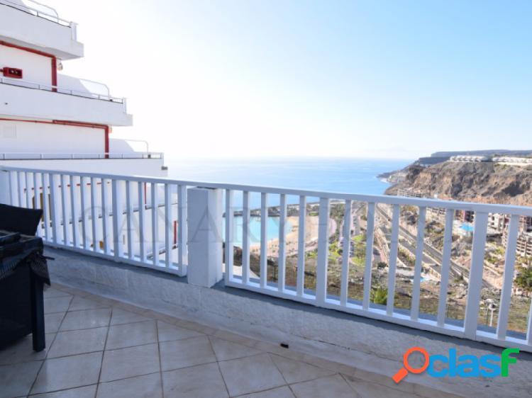 Balcon amadores apartamento. propiedad en venta en puerto rico - mogan, gran canaria. islas canarias.